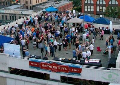 SEM PDX Rooftop Party 2015